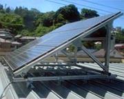 切板屋根+アルミ陸屋根架台のご紹介